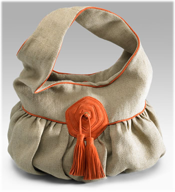 Marc Jacobs Jute Hobo
