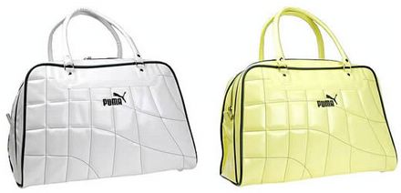 Puma Quilted Sports Bag