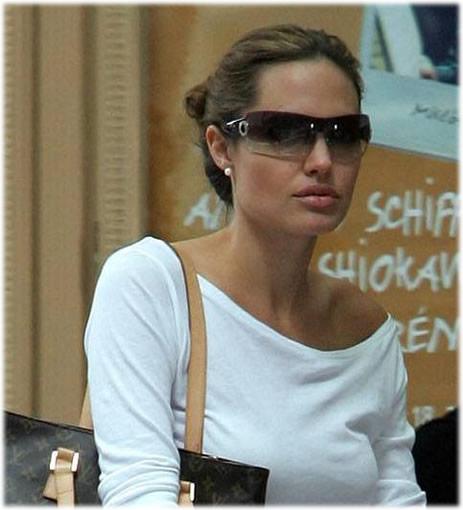 Angelina Jolie Name that Bag