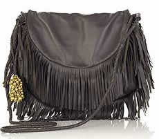 Antik Batik Juddy Fringed Bag