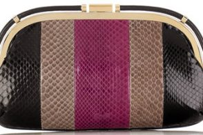 Tory Burch provides a reasonably priced Chanel alternative