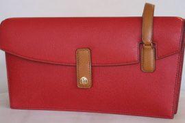 Tory Burch Linden Studded Leather Shoulder Bag