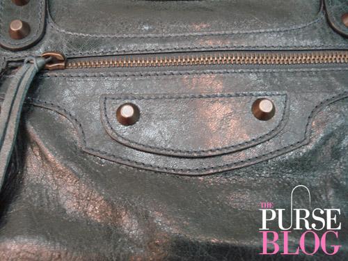balenciaga anthracite first handbag