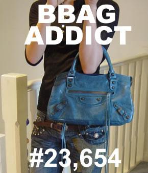 Balenciaga Bags Addict
