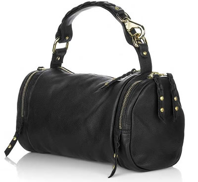 Be & D Benatar Tube Handbag