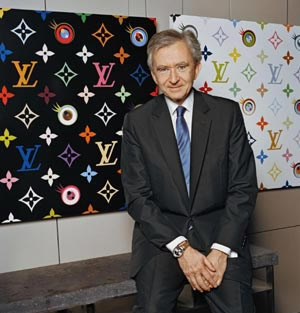 bernaud arnault louis vuitton