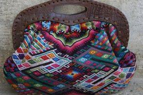 Bird Handbags One Night Stand in Fabric