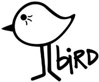 bird handbags logo