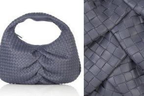 Bottega Veneta Ruched Shoulder Bag