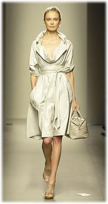 Bottega Veneta Spring 2007 Dress