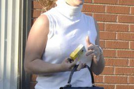 Britney Spears Style: Hermes Crocodile Kelly