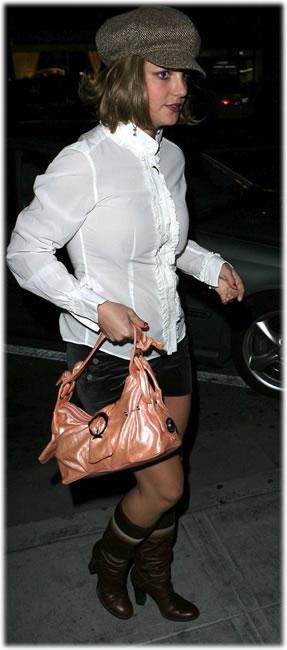 Britney Spears handbag style