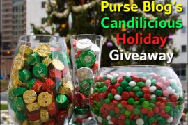 Purse Blog's Candilicious Holiday Giveaway!