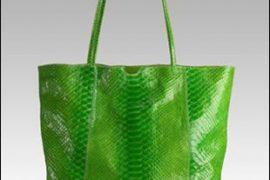 Carlos Falchi Small Shopping Tote