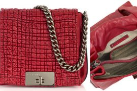Celine Watch Me Gauffre Bag