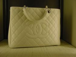 Chanel Grand Shopping Tote in White - $2125.jpg