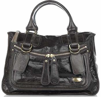 chloe hand bag - Britney Spears Style: Chloe Bay Bag - PurseBlog