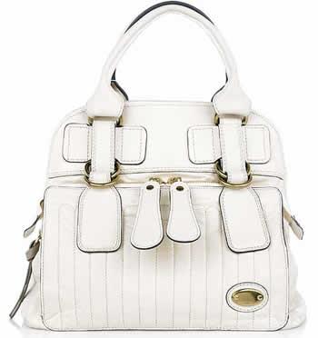 Chloe Bay Quilted Tote Bag
