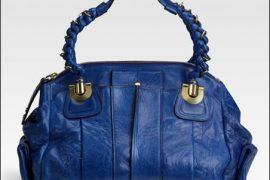 Chloe Heloise Bowler Bag