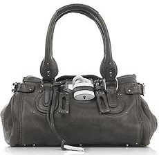 Chloe Paddington Metallic