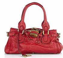 chloe paddington in red
