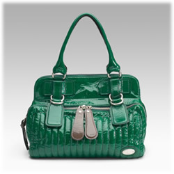 chloe quilted bay bag