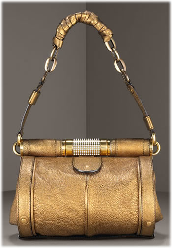 Chloe Madison Roll Handbag