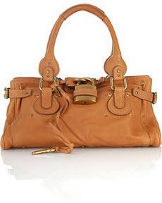 fake chloe paddington handbag