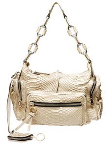 Chloe Square Python Bag