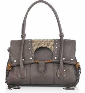 Corto Moltedo Priscilla Leather Shoulder Bag