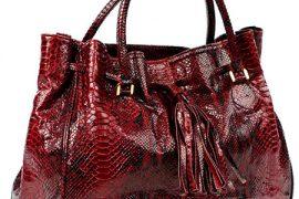 Charlie My Love Miss Cheyenne Leopard Bag