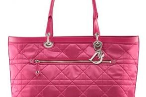 Dior St. Tropez Tote: Fab or Drab?