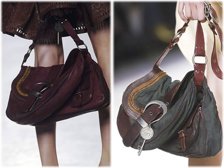 Christian Dior Spring 2006 Bag Preview