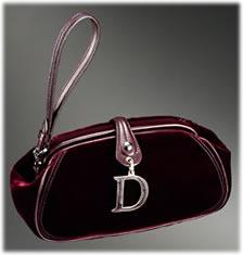 Dior Detective Wrist Clutch