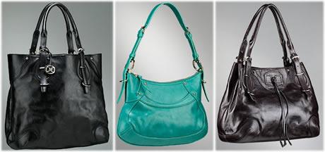 DKNY Kenya Soft Nappa Bags
