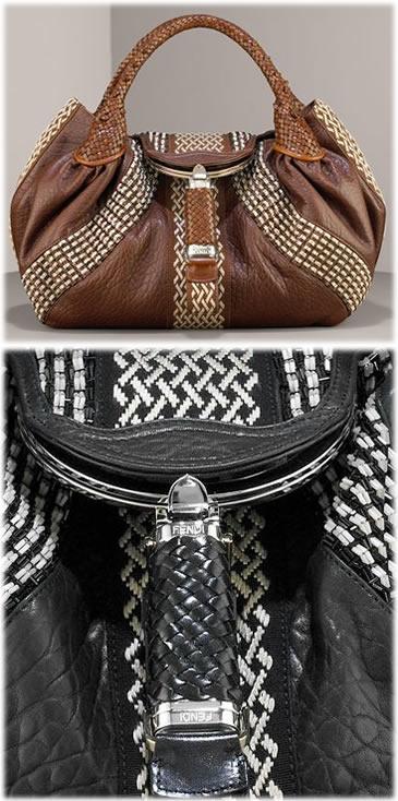 Fendi Spy Handbag