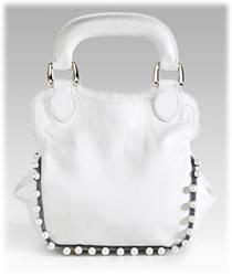Fendi Mini Leather Bag
