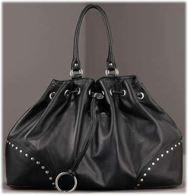 Furla Large Drawstring Shopper