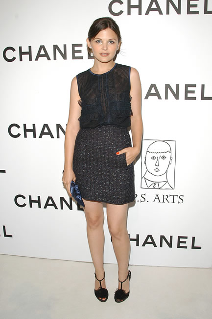 Ginnifer Goodwin chanel