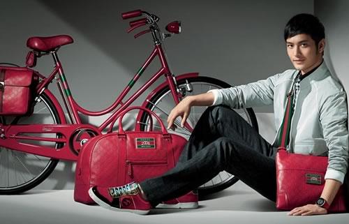 Gucci 8-8-2008 Campaign