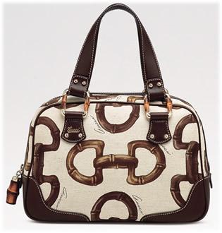 Gucci Medium Boston Bag