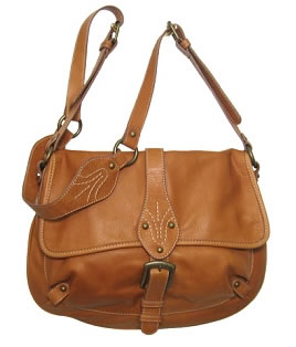 Hayden Harnett Barnard Crossbody Saddle Bag