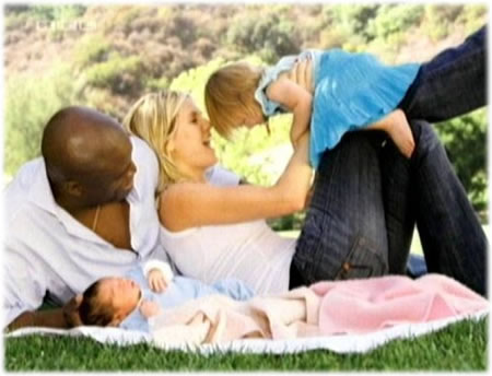Heidi and Family1