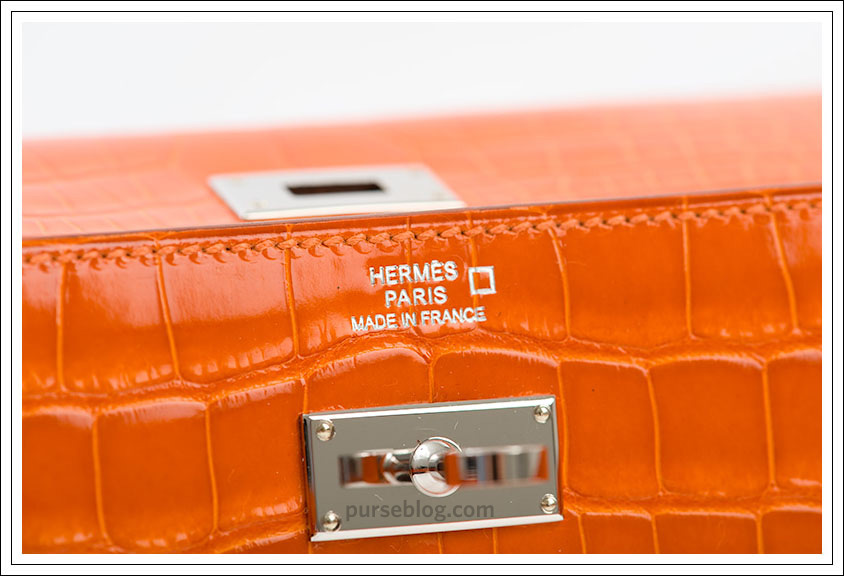 hermes travel bag - Hermes Kelly Long Wallet - PurseBlog