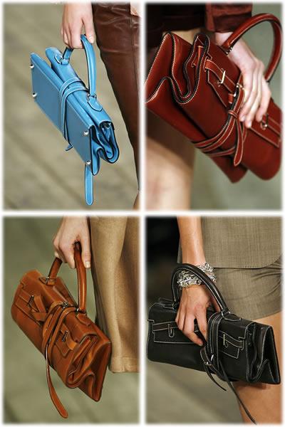 Hermes Bags Spring 2007