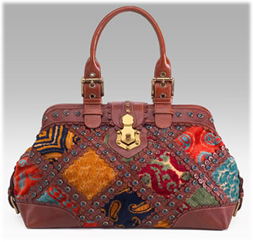 Isabella Fiore Magic Carpet Tote