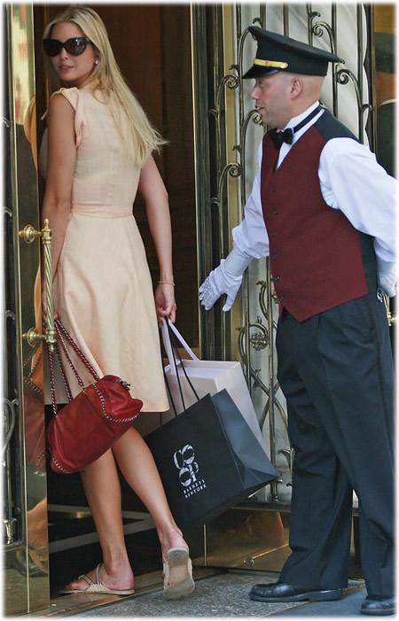 ivanka trump chanel handbag1