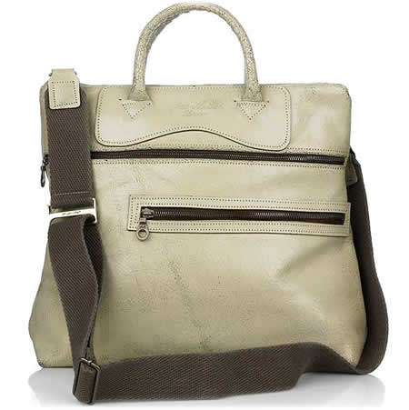 Jas MB Cracked Leather Tote