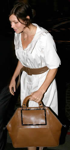 jessical biel handbag style