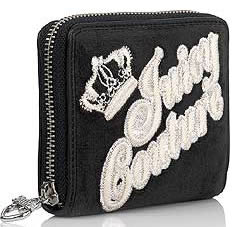Juicy Couture Velour Wallet